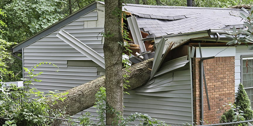 storm damage repair caseyville il