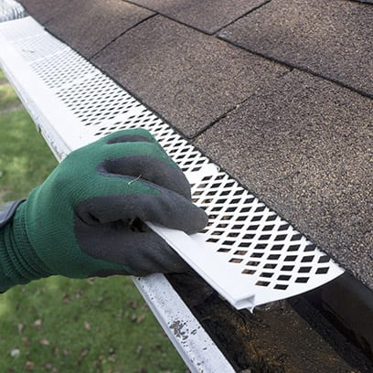 gutter guard caseyville illinois