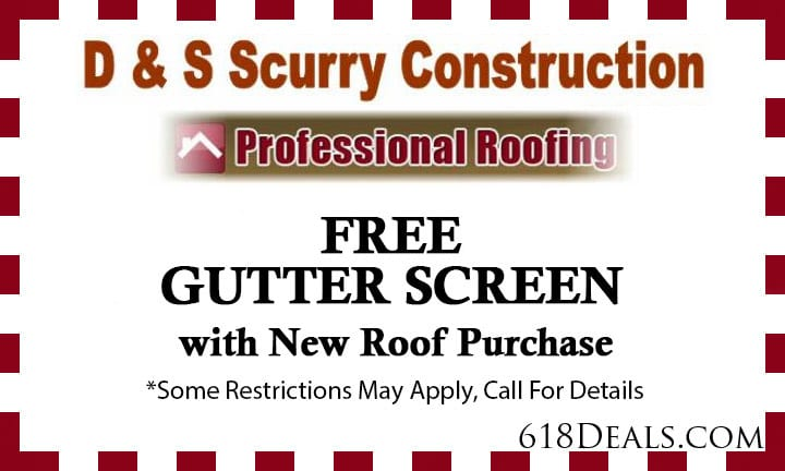 free gutter cover caseyville il